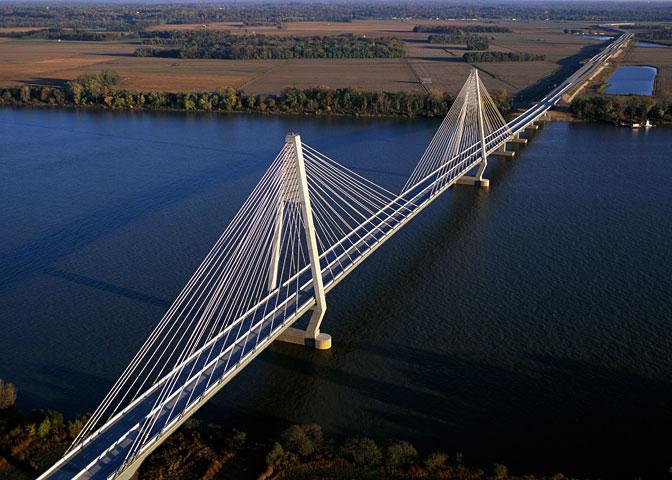 List of longest cable-stayed bridge spans