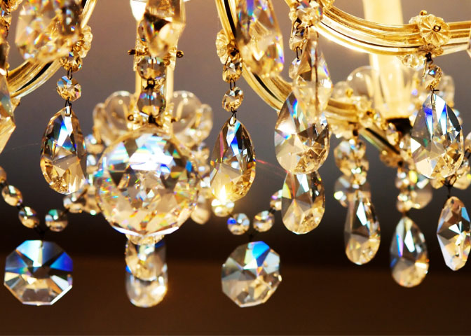 Crystal Drops For Chandelier