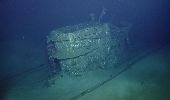 NOVA - Official Website   Discovering U-Boat 166
