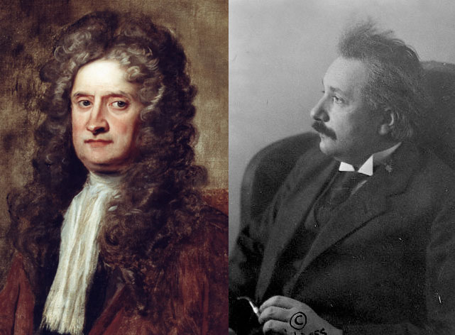 nova official website einstein on newton  tag in his eulogy to isaac newton