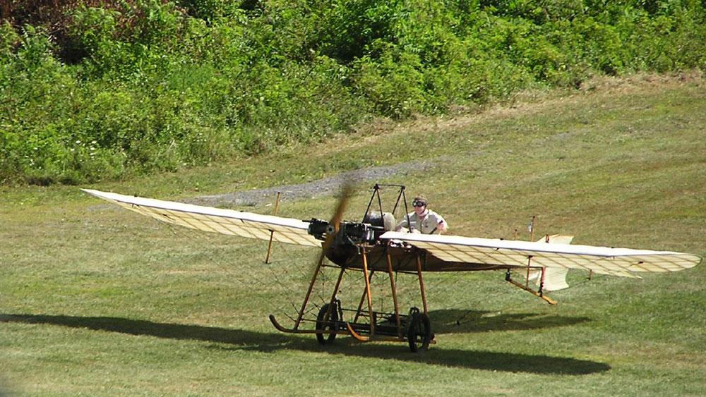NOVA - Official Website | Antique Aviation
