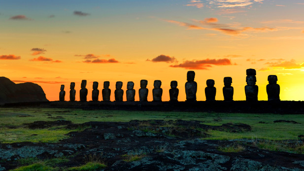 New evidence: Easter Island civilization was not destroyed by war