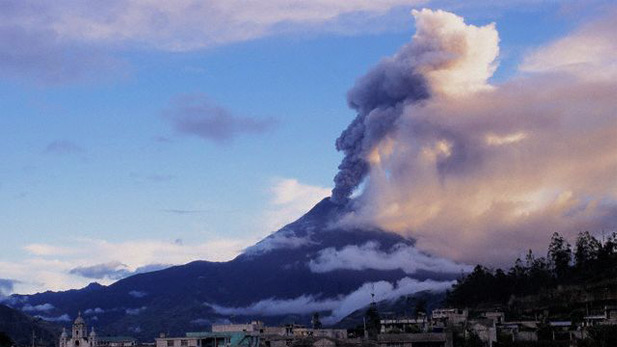 Forecasting Volcanic Eruptions