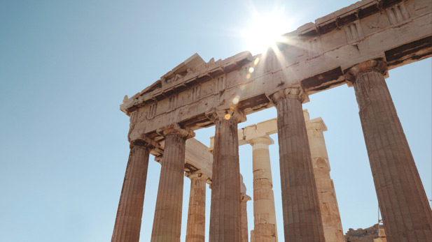 nova official website the glorious parthenon