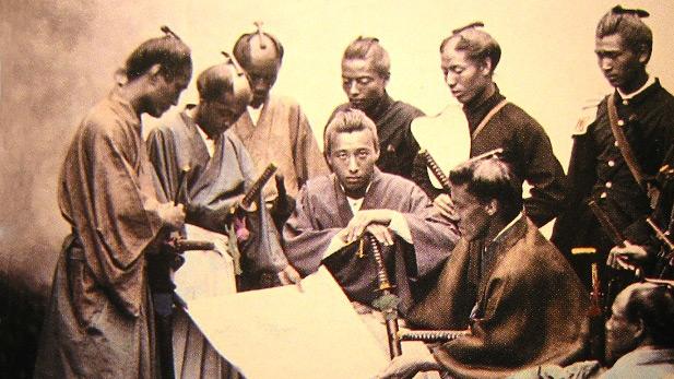 History of the Samurai — NOVA | PBS