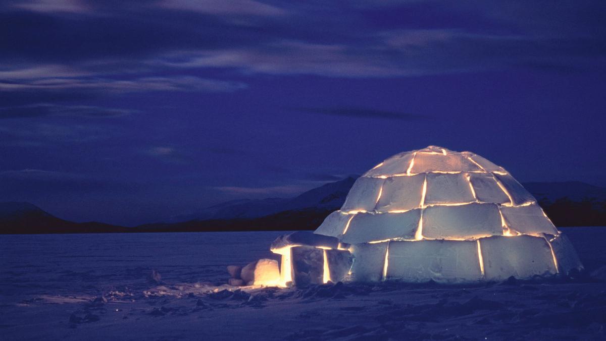 Resultado de imagen de igloo