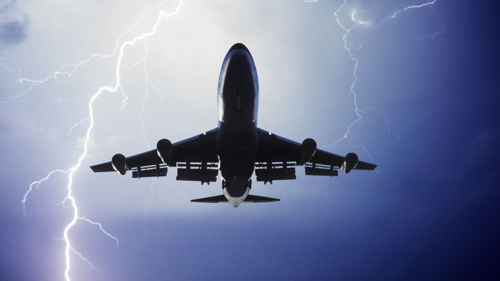 nova official website when lightning strikes aircraft