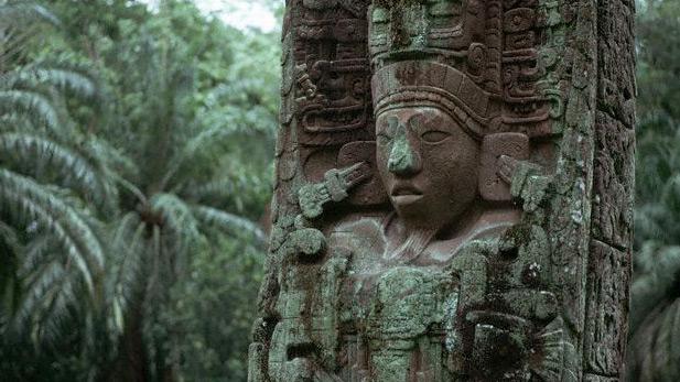 Nova Official Website Map Of The Maya World