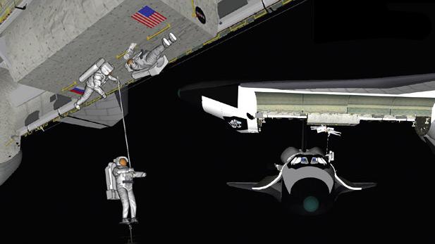 space shuttle rescue team - photo #5