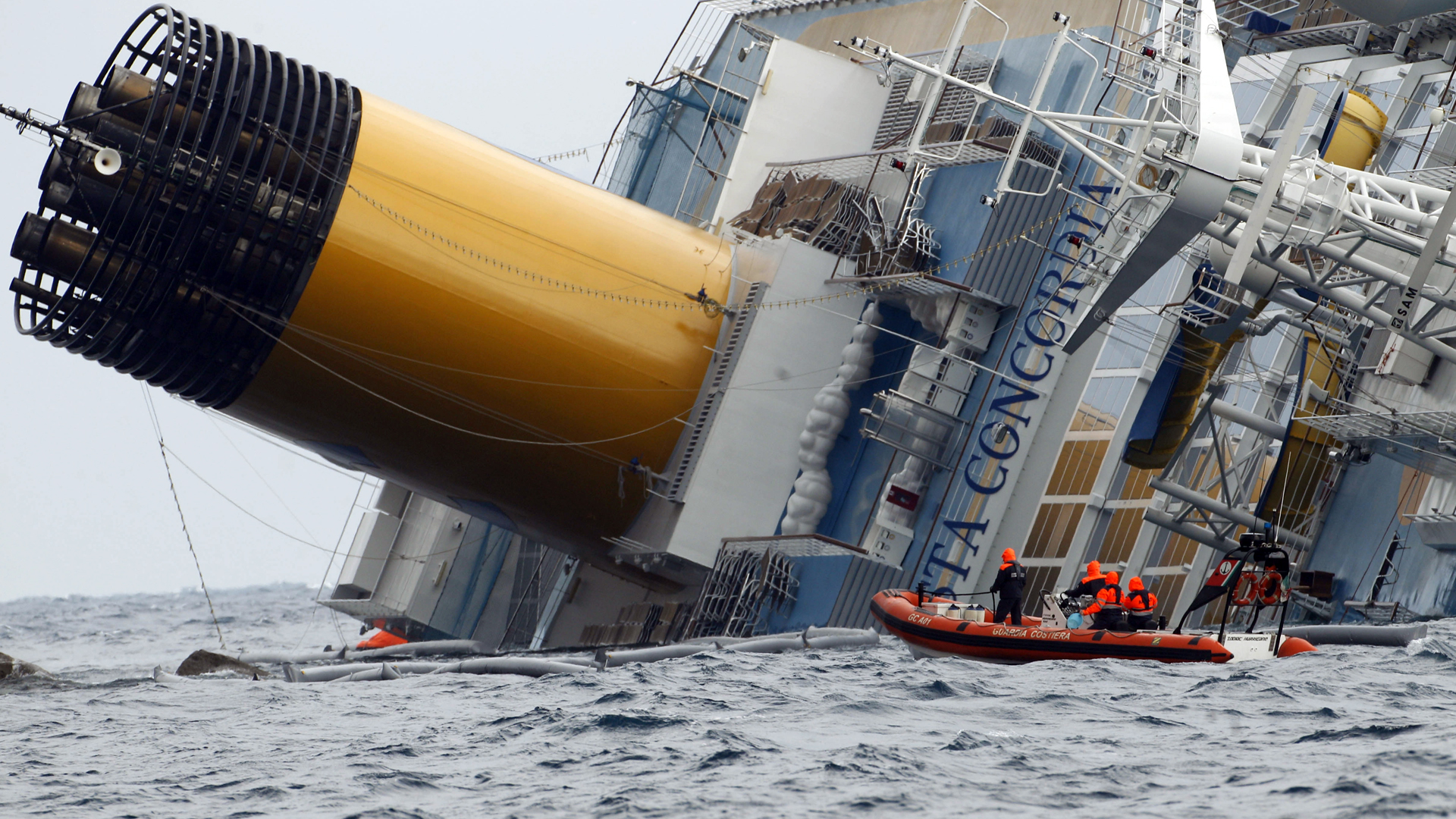 NOVA Official Website Why Ships Sink - What was the last cruise ship to sink