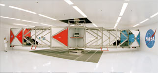NASA's 20-G research centrifuge.
