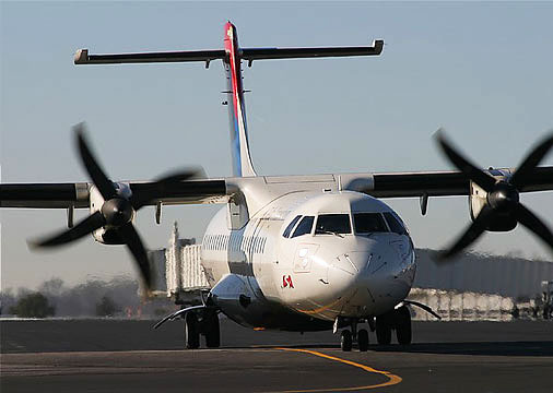 Prweb4133984 further Our Fleet moreover Airplane propeller additionally Lufthansa Regional together with De Havilland Canada DHC 4 Caribou. on twin engine turboprop cargo
