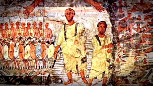 liberation theology, Moses, and us