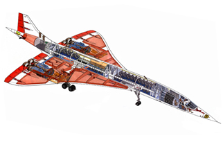 NOVA Official Website Anatomy of Concorde