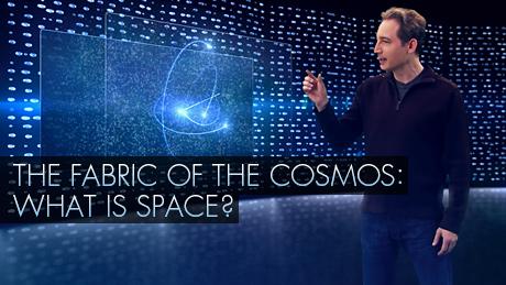 Nova Official Website The Fabric Of The Cosmos