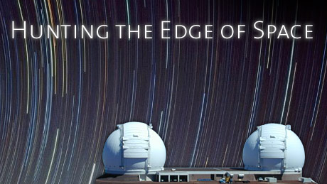 Granice poznania / Hunting the Edge of Space (2010) PL.TVRip.XviD / Lektor PL