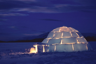 Igloos In The Arctic Credits