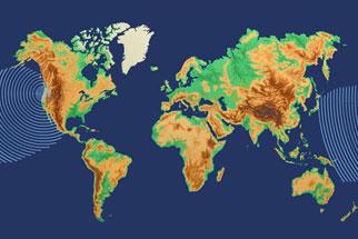 future for nasa world map - photo #6