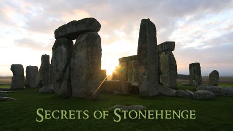 Stonehenge w nowym ¶wietle / Secrets of Stonehenge (2010) PL.TVRip.XviD / Lektor PL