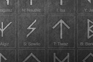 NOVA - Official Website | Write Your Name in Runes