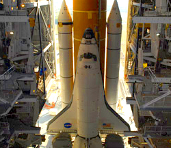space shuttle rescue team - photo #1