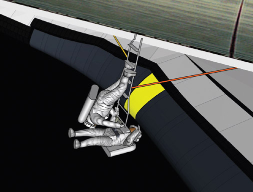 Nova Official Website Space Shuttle Rescue Scenarios