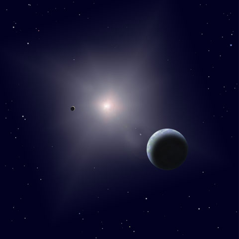 Primordail Black Holes - Pics about space