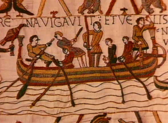 "an analysis of the gokstad in ancient viking ships Ever since the publication of a scientific article in 1883, ""everyone"" has known that the skeleton found in the magnificent gokstad ship in eastern norway belonged to olaf geirstad-alf, the legendary viking king of the house of yngling."