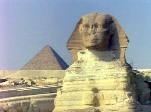 Who built the pyramids for What does it take to build a house