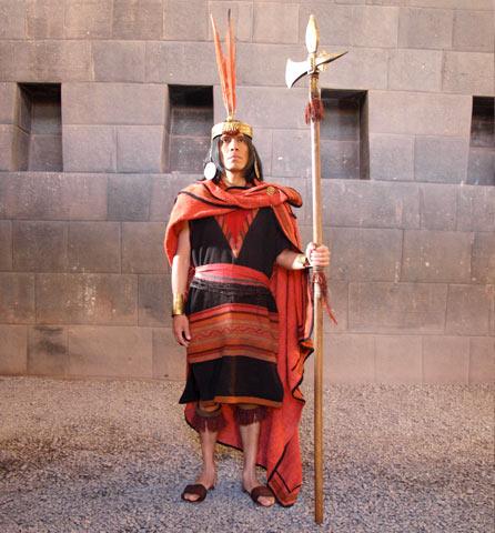 Image Large on Pachacuti Inca