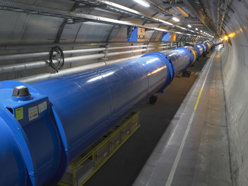 LHC tunnet