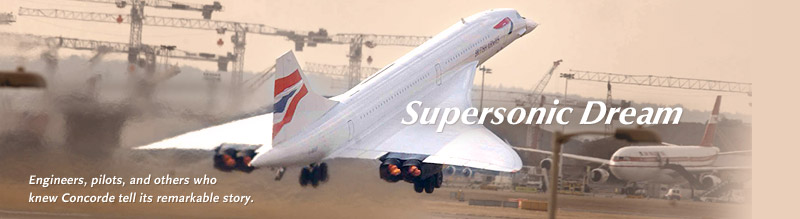 Supersonic Dream: Engineers, pilots, and others who knew Concorde tell its remarkable story. Airs on PBS January 18 at 8 p.m.