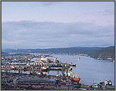 Russia's Murmansk coastal region