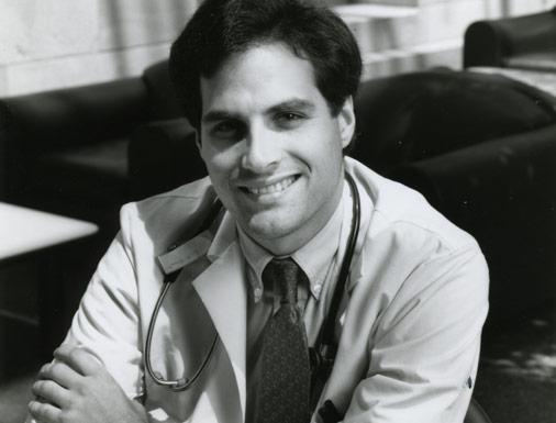 NOVA | Doctors' Diaries | Doctors' Lives Videos - Elliott Bennett ...
