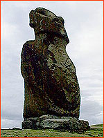 Photo of Ahu Tongariki