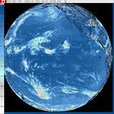 GOES-9 image