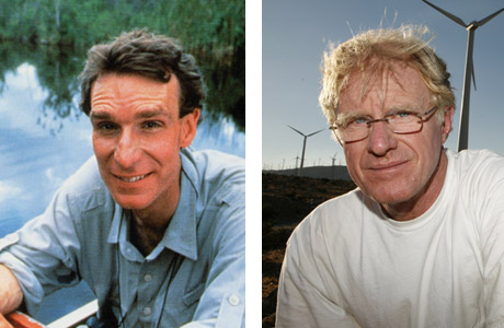 Ed Begley, Jr and Bill Nye
