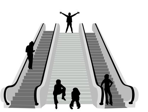 Nova The Big Energy Gamble Escalators Elevators Or