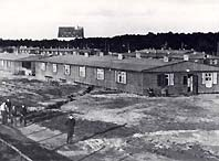 Stalag barracks