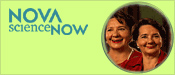 NOVA scienceNOW: Profile: Arlie Petters