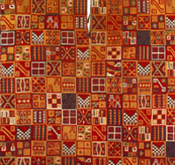 Inca cloth
