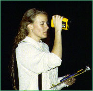 Jennifer Griem using night scope