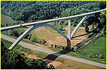The Natchez Trace bridge