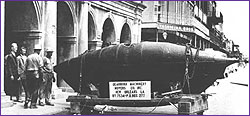 Civil War-era submarine
