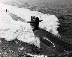 USS Los Angeles, SSN-688