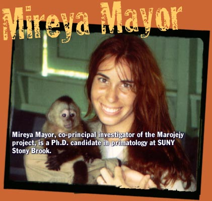 Mireya Mayor