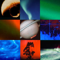gallery of auroras