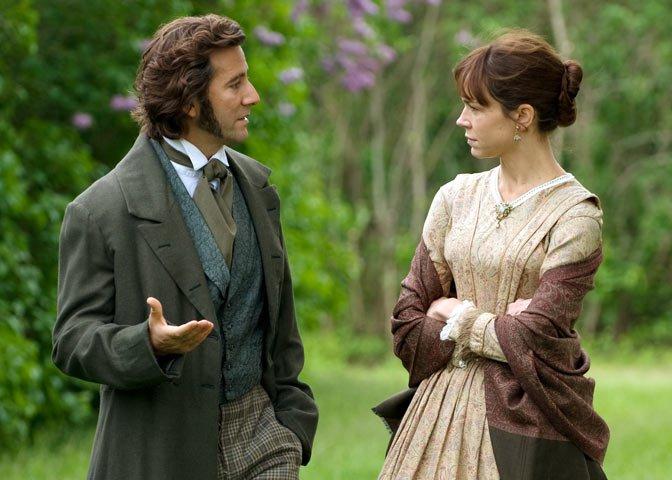 Charles and Emma Darwin