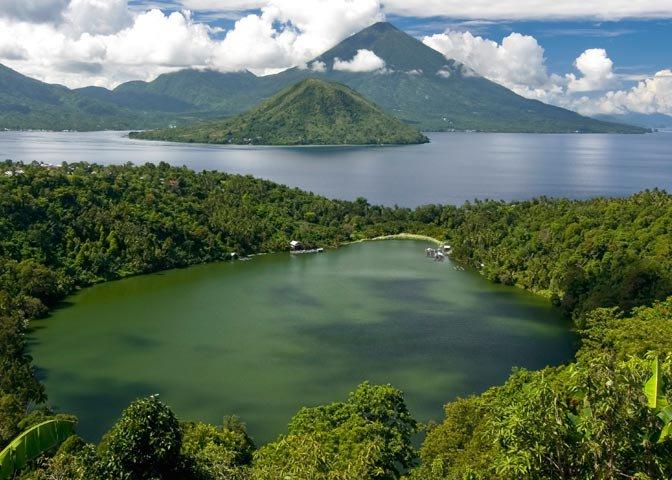 island of Ternate