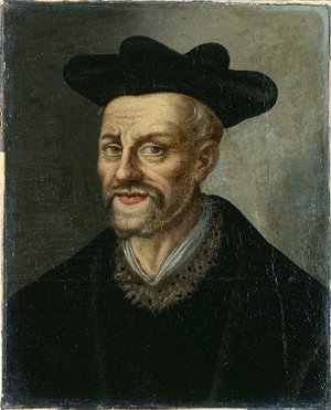 The Abbey of Theleme-485px-francois_rabelais_-_portrait.jpg